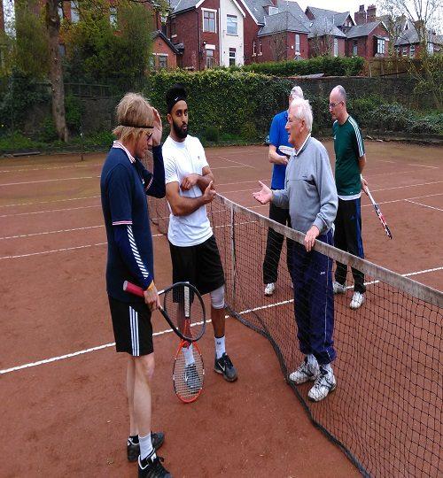 Crosshill tennis 2